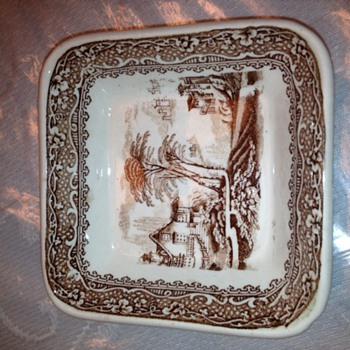 small dishes - China and Dinnerware