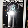 Rare Mint Vintage 1984 Samuel Beckett's ENDGAME Theatre Card Poster By JAN SAWKA Vintage Frame
