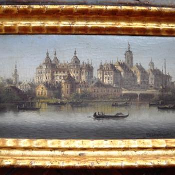 Landscape by Johann Wilhelm Jankowski  - Fine Art
