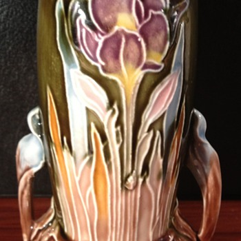 Unknown Art Pottery vase