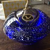"""Just purchased heavy gas oil lamp with sticker """" eagle quality products hand made in Poland"""