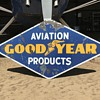 1946 Goodyear Aviation Products Sign