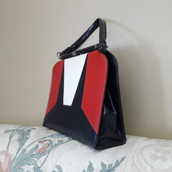 Red, White & Blue Kelly Bag - Accessories