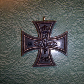 German cross - Military and Wartime