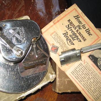 KRISS KROSS Stropper and Razor 1927 - Accessories