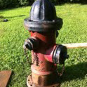 60s Fire hydrant  - Firefighting