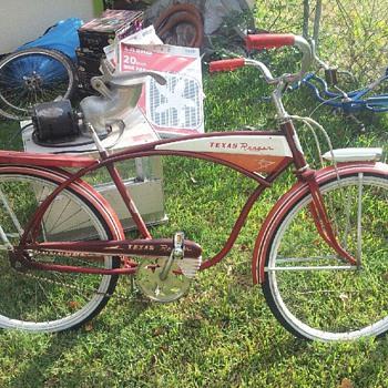 Texas Ranger Bike