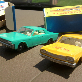 Matchbox cars are a late Babyboomer's passion.  Still a bargain too.