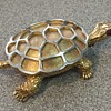 Trifari Ark Turtle Brooch