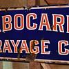 J. B. Bogarde Drayage Co. Porcelain Enamel Sign