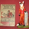 1928  Edition of The Adventures of Reddy Fox By Thornton W. Burgess