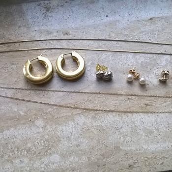 Flea Market Gold - Fine Jewelry