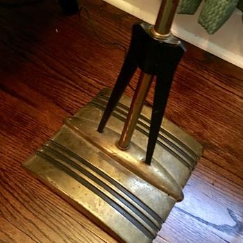 Art Deco floor lamp - Lamps