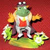 Mr. Toad-From The Wind In The Willows Series (Limited Edition)
