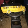 Old toy bus