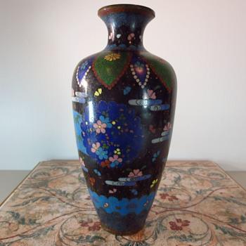 Old Cloisonne Vase? - Asian