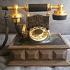 VINTAGE WESTERN ELECTRIC PHONE THE BELL COMPANY