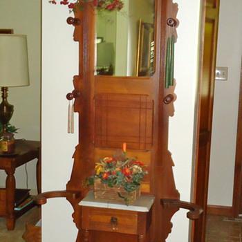 Antique Umbrella Stand - Furniture