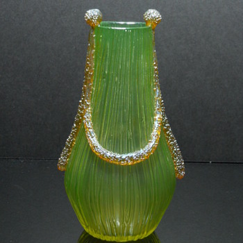 Loetz Empire cabinet vase - Art Glass