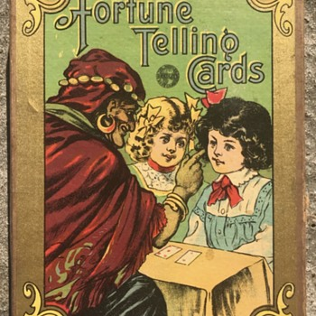 Fortune Telling Cards  - Games