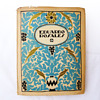 Art books collection, unknown designer (Spain, 1919)