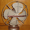1950s Westinghouse LivelyAire Desk Fan