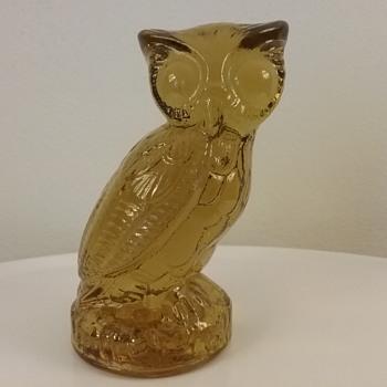 Mosser Glass owl  - Animals