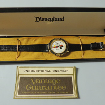 DISNEYLAND WRISTWATCH