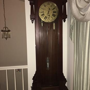Heirloom Jewelers Regulator - Clocks