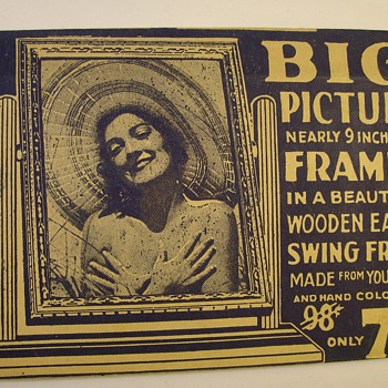 """""""Cheap"""" Photo Developing in 1939 - Photographs"""