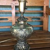 antique electric decorative table lamp