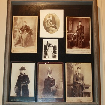 Victorian Era Photos - Photographs