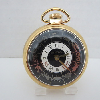 Westclox Zodiac Time - Pocket Watches