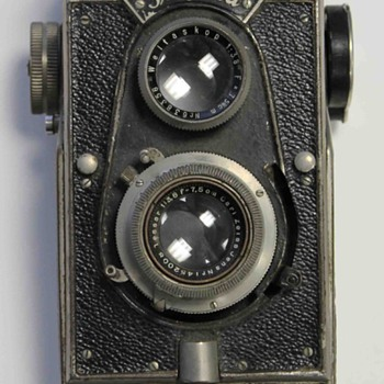 Welta Perfekta Camera - Cameras
