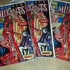 Got 3 new mutant #98 deadpool 1st