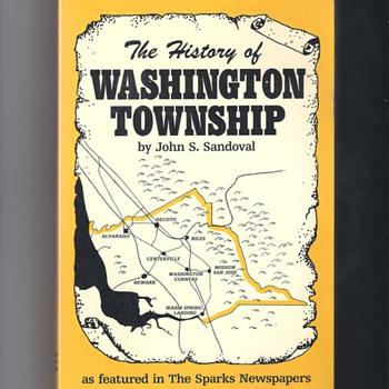 THE HISTORY OF WASHINGTON TOWNSHIP - Books