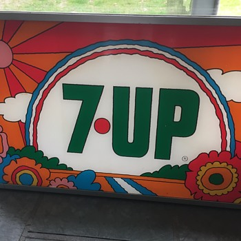 "7-up advertisement ""70s""  - Advertising"