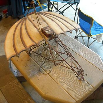 Porcelain Hang Glider