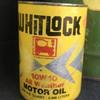 Vintage Whitlock Motor Oil Can