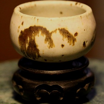 Japanese Chawan - signed - Pottery