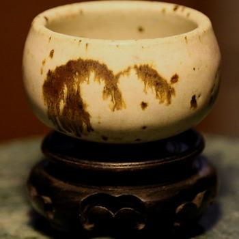 Japanese Chawan - signed - Pottery