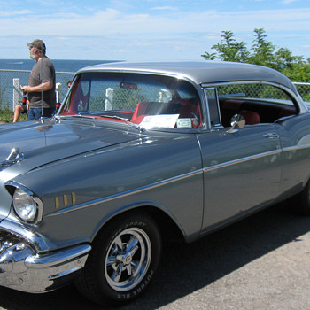 30th annual Labor Day weekend Car Show, Olcott Beach, NY - Classic Cars