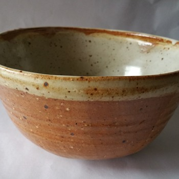 Could this be Maurice Grossman??? Studio Pottery Bowl - Pottery