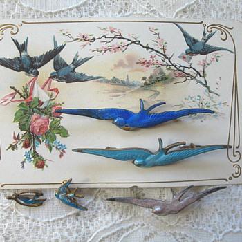 BlueBird of Happiness - Fine Jewelry