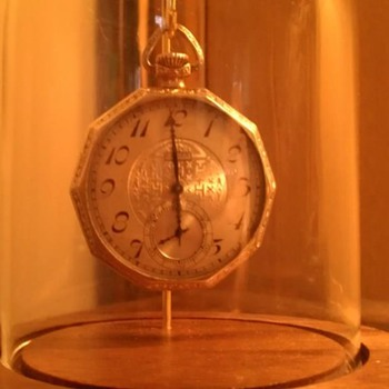 My first pocket watch