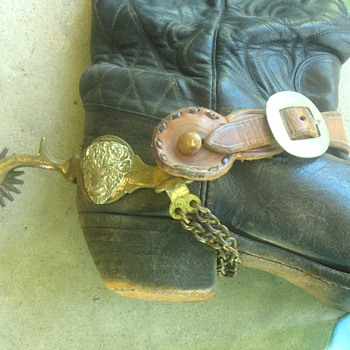 Jess Willard cowboy boots - Shoes