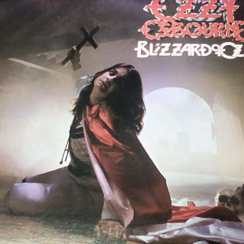 "Ozzy Osbourne "" Blizzard of Ozzy "" - Records"