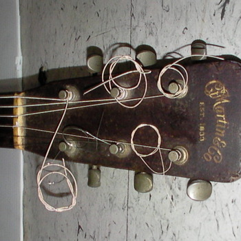 Martin D-18 (148406), found - Guitars