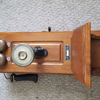 Western Wall Phone - Telephones