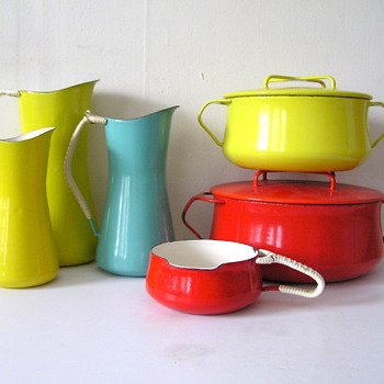 Dansk Kobenstyle Enamel Collection - Kitchen
